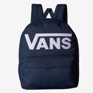 VANS Scurry Old Skool 3 B BACKPACK Navy Blue Men's